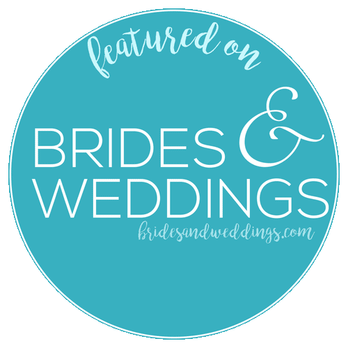 Featured on Brides & Weddings